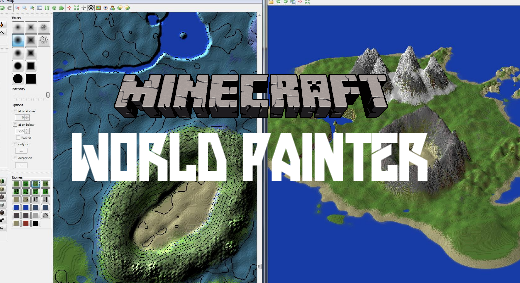 World painter minecraft - фото 11